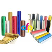 Quality Hot Stamping Foil for Paper/Leather/Textile/Fabrics/Plastics for sale