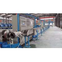Quality High Speed Power Cable Machine For Low Smoke Halogen Free XLPE Extrusion for sale