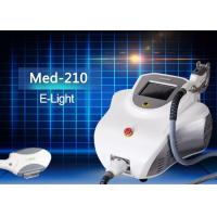 Quality IPL Skin Rejuvenation / Tightening Beauty Equipment with Wavelength 690 / 750-1200nm for sale