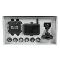 Quality Digital TPMS sensor tire valve with LCD screen for sale