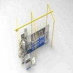 Quality Aluminum Castings Vacuum Pressure Impregnation Equipment Max Dia 1500 mm for sale