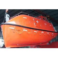 Quality Marine life boat, fiberglass life boat,partially enclosed life boat and rescue boat for sale