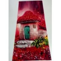 Quality Factory Small MOQ Cheap Price Sublimation Beach Towel for sale