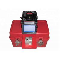 China 8 - 22mm Fiber Cleaved Length Fiber Optic Cable Splicing Machine PG-FS12 on sale