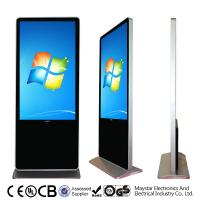 Quality Floor Standing Kiosk Machine Android Windows Remote Control Auto Rotate With Wifi for sale