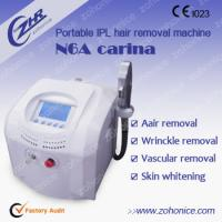 Portable Laser Ipl Beauty Machine For Skin Rejuvenation / Hair Remover N6A-Carina