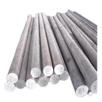 China Forged  20mm 12mm Steel Round Bar Stock High Tensile Strength Black Surface Treatment on sale