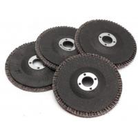China Flap Disc Flap Wheel 2 Inches for Angle Grinder, Type 27 Aluminum Oxide Abrasive(40 60 80 120 Grits) supply on sale