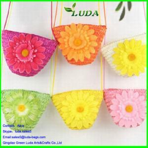 Quality Ladies Straw Crochet Handbags for sale