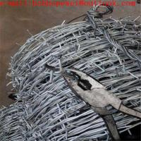 China barbed wire fence tensioner/types of barbed wire/how to make barbed wire/barb wire fence puller/cattle wire fence on sale