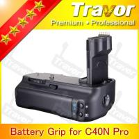 Buy cheap 40D BG-1C camera battery grip for canon EOS 20D 30D 40D 50D from wholesalers