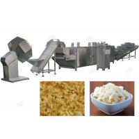 Quality Dehydrated Coconut Chips Making Machine Drying Crunchy Chips CE Certification for sale