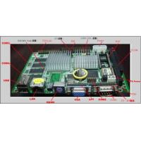 Buy cheap 3.5 inch industrial mini motherboard (PCM3-5530) from wholesalers