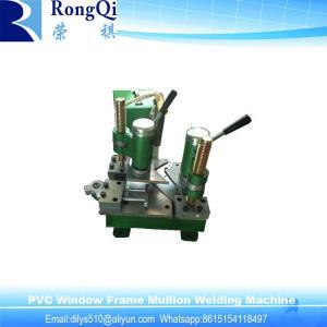 China Manual PVC Profile Welding Machine on sale