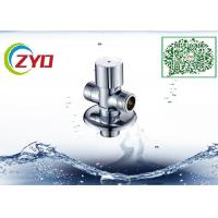 Quality 1/2MX1/2MX1/2M Three Ways Shower Water Separator Brass Faucet Diverter Valve for sale