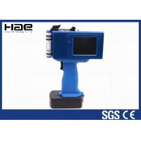 Quality Qr Code Date And Time Ebs 250 Handheld Inkjet Printer Portable Touch Screen for sale