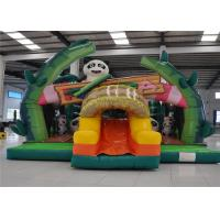 China Colorful Inflatable Jump House , Kids Blow Up House Attractive Puncture Proof on sale