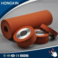 Quality Hot Stamping Silicone Roller Heat Transfer Silcone Rubber Roller for sale
