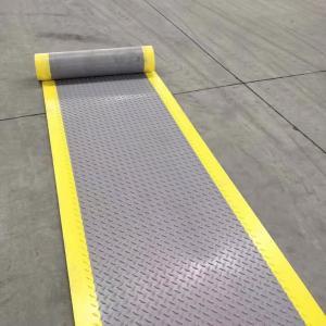 Quality hot welding leaf green roofs TPO walkway board waterproofing membrane Tpo Waterproofing Membrane for sale
