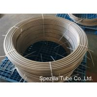 Quality ASTM A789 UNS S31803 Duplex coiled stainless steel tubing,Grade 2205 Coiled Metal Tubing for sale