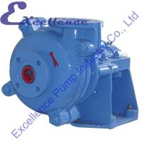 Quality Heavy Duty Industrial Centrifugal Slurry Pump With Wear-Resistant Metal Liners for sale