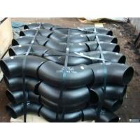 Buy 90 Degree P235GH Butt Welding Steel Tube Elbows For Steel Pipe Fittings at wholesale prices