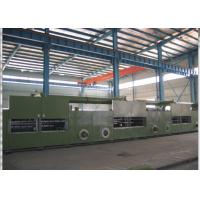 Quality Non - Lubricated Rail Stenter Machine Textile Finishing MachineGas Heating for sale
