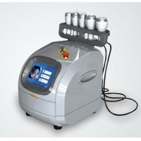 Quality Cavitation Rf Machine Vacuum For Body Shaping , Facial Wrinkle Elimination for sale