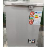 Quality 100L Silver Energy Efficient Chest Freezer A+ Energy Leve Large Storing Volume for sale