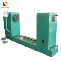 Quality Low voltage transformer horizontal flat wire coil winding machine for sale