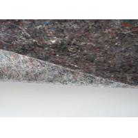 Quality 100% Recycle Felt Fabrics , Needle Punched Technics Non Woven Felt for sale