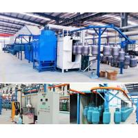 Quality 1800mm Steel Coil Outer Diameter Lpg Machine 12s / Once Blanking Cycle for sale