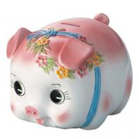 Quality OEM Home Decorative Coin Bank /Piggy Bank with Wholesale Price for sale