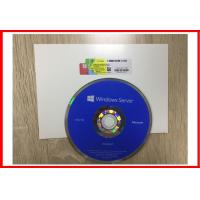 Quality Microsoft Windows Server 2012 R2 Standard DVD OEM COA 5 Cals OEM Box for sale