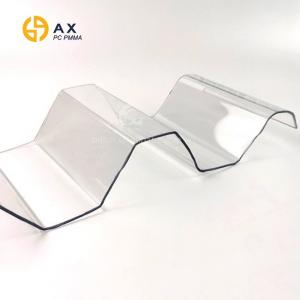 Buy cheap Greenhouse Anti UV Corrugated Polycarbonate Sheet from wholesalers