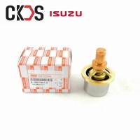 Quality Isuzu Giga CYZ Trucks 6WF1 Engine Radiator Thermostat for sale