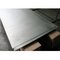Quality Inconel 600 601 625 718 Alloy Steel Metal Plate Hot Rolled 1m - 12m Length for sale