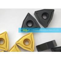 Quality Heavy Turning Steel Pipe CNC Carbide Inserts TNMX Serial Valenite Carbide Inserts for sale
