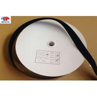 Buy Black Self stick Hook and Loop Tape , touch tape hook and loop 1 inch custom shape at wholesale prices