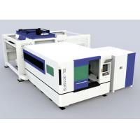 Quality metal sheet cutting 2000W fiber laser cutting machine with loading and unloading system for sale