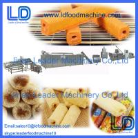 Quality LDF-1 Automatic Core Inflating Snacks Food Production Line made in China for sale