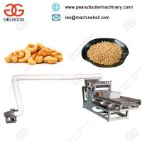 Quality High capacityFull Automatic Cashew Nut Cutting Machine Manufacturer for sale