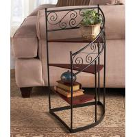 Delicious coffee display stand with 3 trays