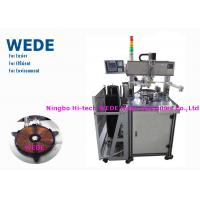 Buy cheap winding machine with load and unload robots for multi electric cooktop coil from wholesalers
