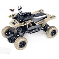 China Electric RC toy car monster truck remote control 1:18 RC monster climbing truck car toy for kids Christmas gift 666-280B on sale
