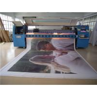 China Full Color Outdoor PVC Vinyl Banners With Grommets Uv Ink Printing on sale