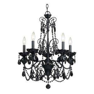 lighting fixture 1300-6 crystel chandelier