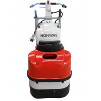 Quality 550mm Grinding Width Concrete Floor Grinder Machine Two Grinding Heads 4kw for sale