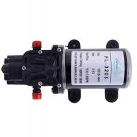 China Whaleflo FL-3203 5.1LPM 100PSI HIGH PRESSURE DIAPHRAGM 12 VOLT WATER PUMP WITH PRESSURE SWITCH on sale