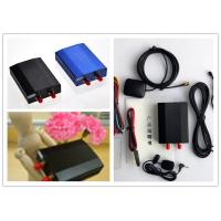 Quality Quad Car GPS Tracker Vehicle , Rental / Special gps car locator devices SOS Botton for sale